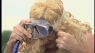 (HZ) UK Bog Snorkelling