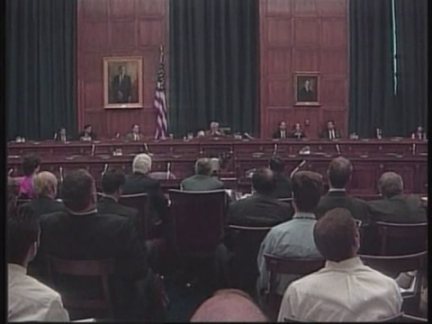 USA - Top law enforement officials give testimony