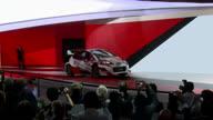 (HZ) Fra Toyota Unveil