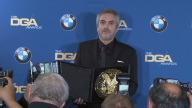Entertainment US DGA Awards
