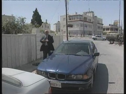 West bank Ramallah Arrest2