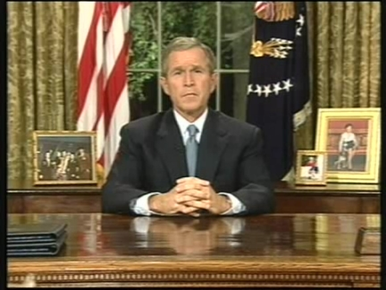 US Bush Address