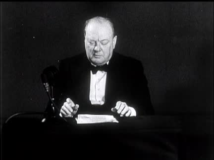 Winston Churchill Broadcasts