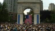 US NY Elizabeth Warren 2