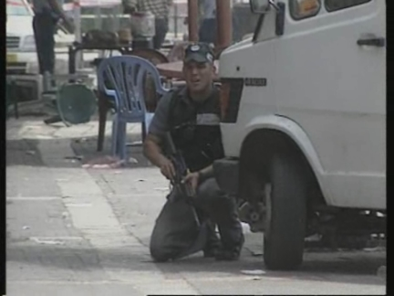 Middle East Jerusalem Shooting 2