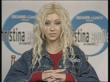 Christina Aguilera Clipreel: Part 19