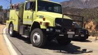US CA Wildfire Animals (NR)