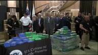 US PA Cocaine Seizure Presser