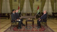 Iraq PM Interview English