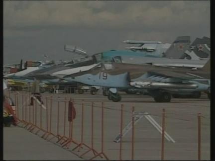 Russia Air Show 2