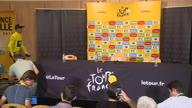 Cycling Tour de France Froome Reaction