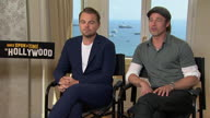 France Pitt and DiCaprio