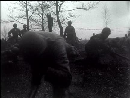 US Training For Second Front