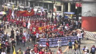 Philippines Protest