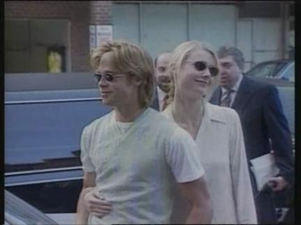 Entertainment Brad Pitt at 40