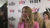 Katherine Ryan loves being in the middle of 'lovely strong female energy'