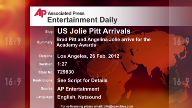 Entertainment US Jolie Pitt Arrivals