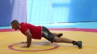 Wrestling Khalil