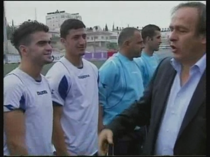 SNTV Features Soccer Platini 2