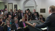 US WH Briefing 3 (Lon NR)