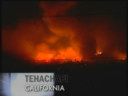 DVS California Wildfire
