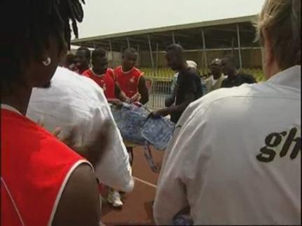 (TT) Ghana Bags