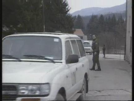 Bosnia - Carter Announces Bosnia Ceasefire