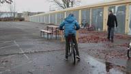 MEEX Germany Refugee Bikes