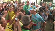 SNTV Cycling Tour de France 21 reax