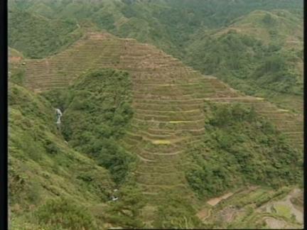 PHILIPPINES: THE BANAUE RICE TERRACES