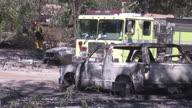 US CA Wildfires (Lon NR)