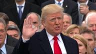 US Trump One Year