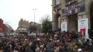 France Charlie Hebdo Funeral
