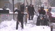 Turkey Snow