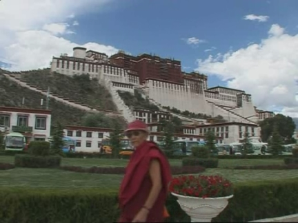 China Tibet Olympics