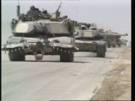 Iraq Clipreel Vol.4 (Gulf War Two 19/03/03 - 03/04/03): Part 29