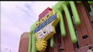 Entertainment US LA Kids Choice Arrivals