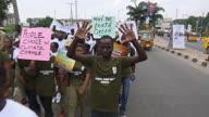 Nigeria Climate Protest