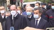 France Attack Presser