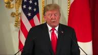 Japan Trump NKorea
