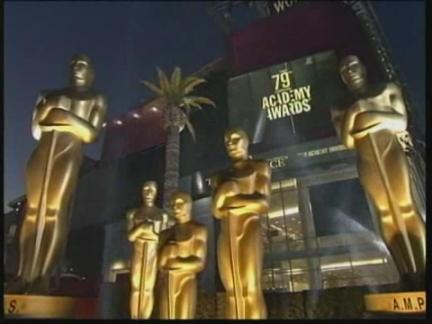 Entertainment LA Oscar show