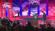 US Trump CPAC