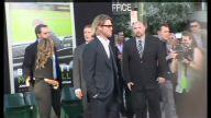 Entertainment File Brad Pitt