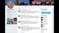 US Trump Twitter Mueller (NR)