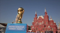 World Cup FIFA Moscow countdown