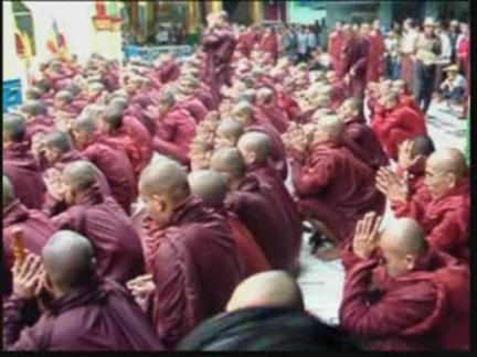 Myanmar Protest Wrap