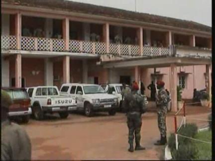 Guinea Bissau Coup