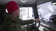 US Miltary Snow Training