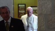 Middle East Pope Netanyahu