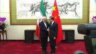 ++China Iran